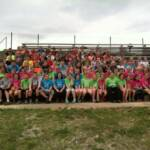 May 21, 2014:  THANK YOU so much to the Minford Middle School 4th Graders who had a Walk-A-Thon today and have raised over $1,000 for Sierra's Haven!!